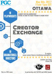 Ottawa DD Creator Exchange POSTER (1)