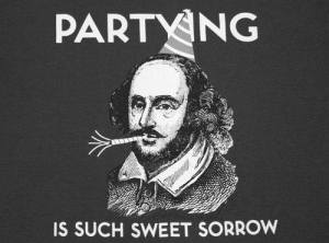 shakespeare party